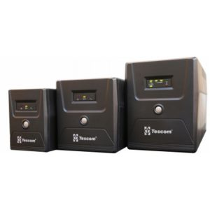 Tescom PC Buddy 700va to 3000va UPS Backup Power Sytems in Garden Route and Johannesburg Gauteng